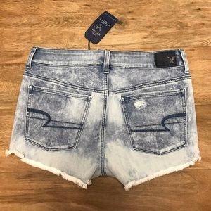 American Eagle outfitter high rise short NWT